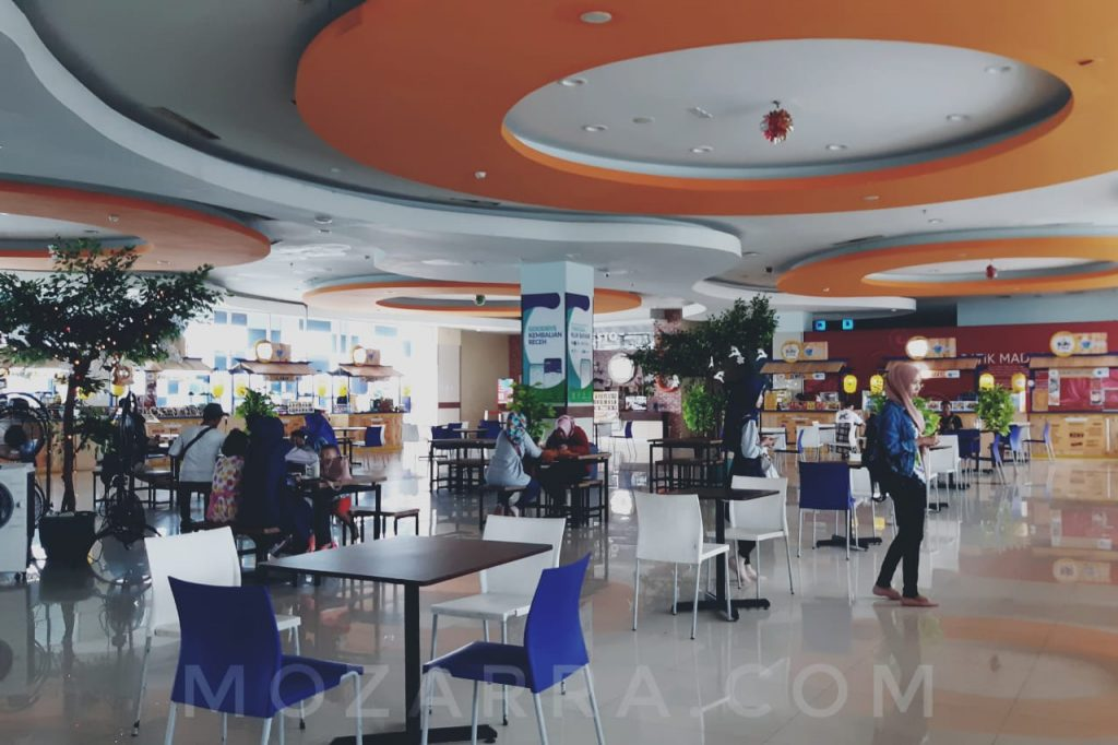 Foodcourt Surabaya North Quay